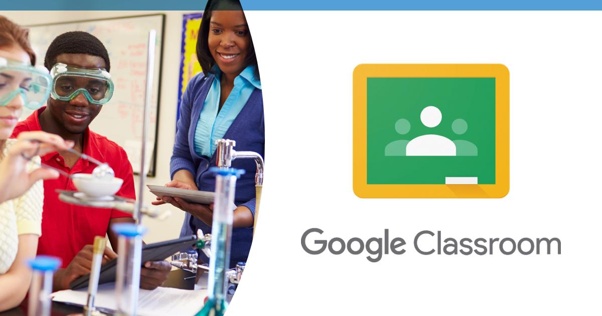 Google Classroom Students