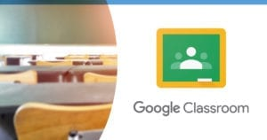 Google classroom video