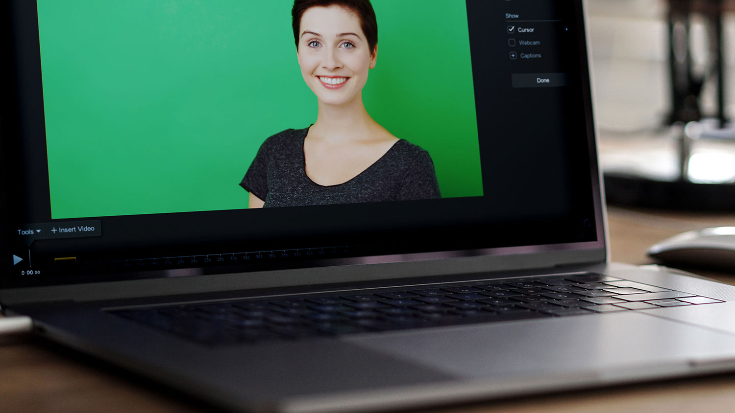 Remove Your Background with Green Screen (Chroma Key)