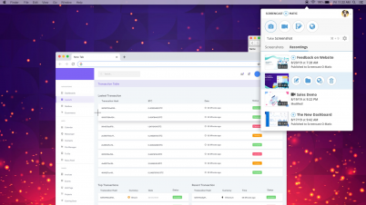 Taskbar and Menu Bar Launch