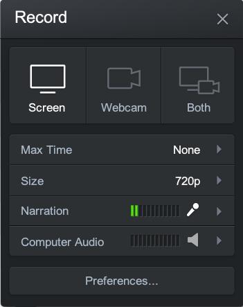 screen recorder box
