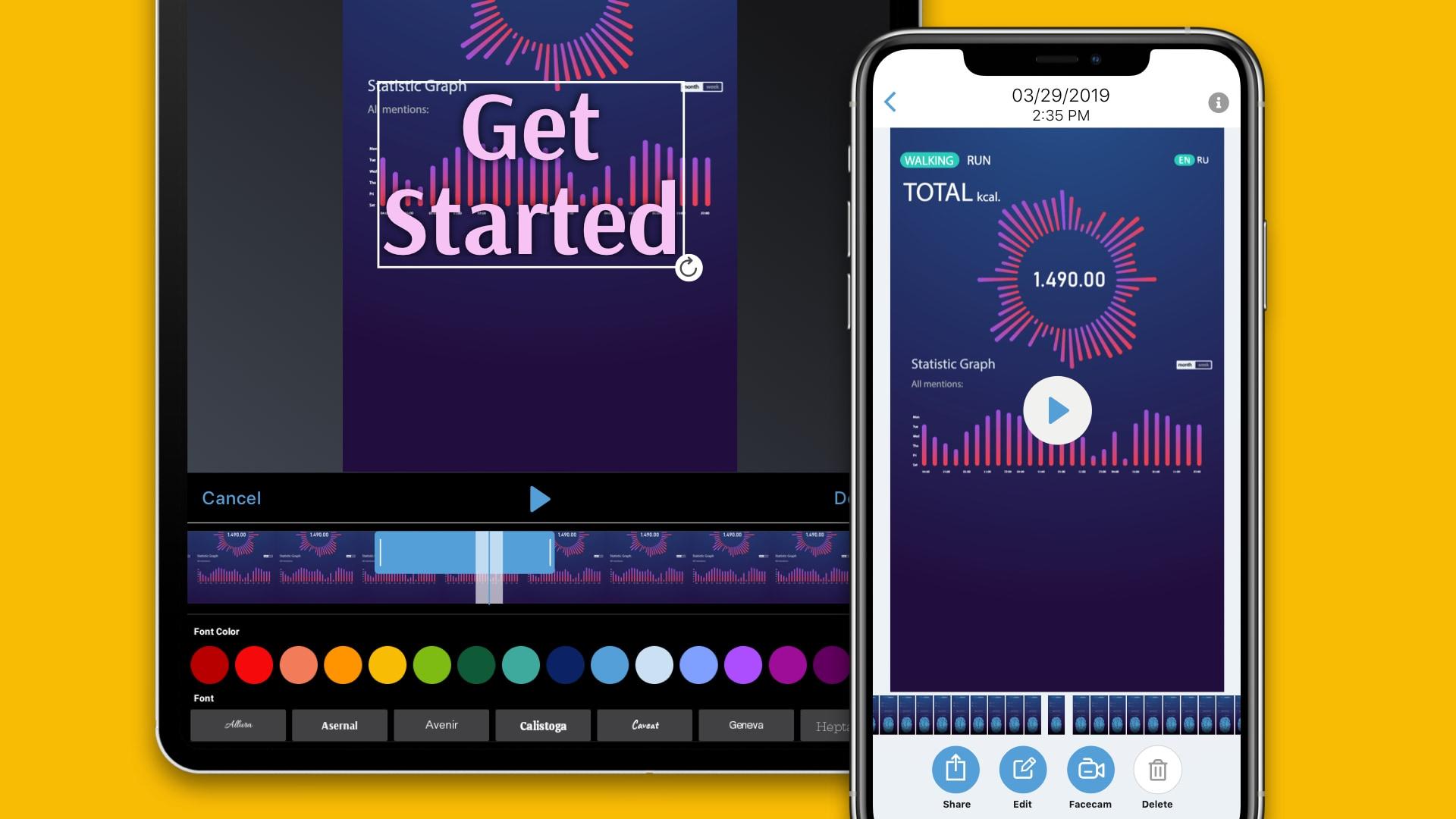 iPhone and iPad Screen Recorder App
