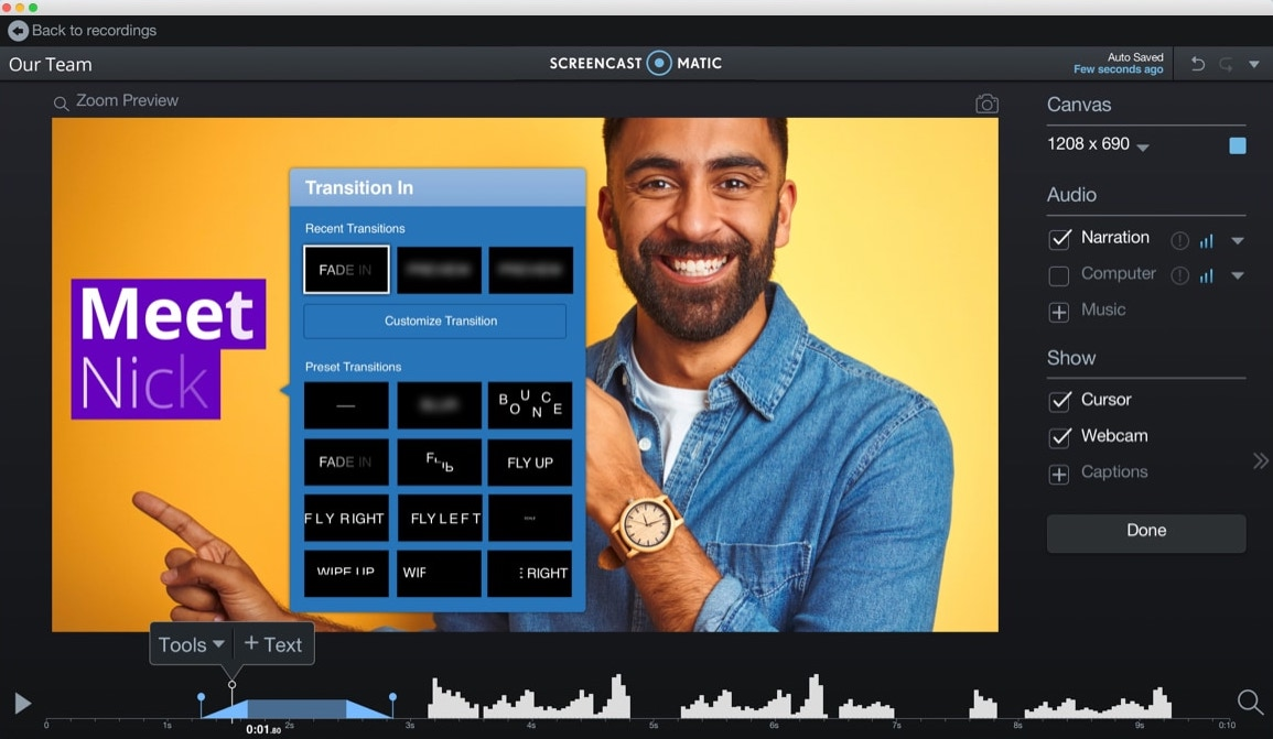 Free Video Editor (Working Page v2)