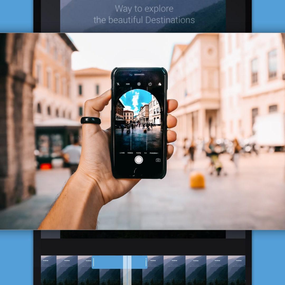 iphone and ipad video editing