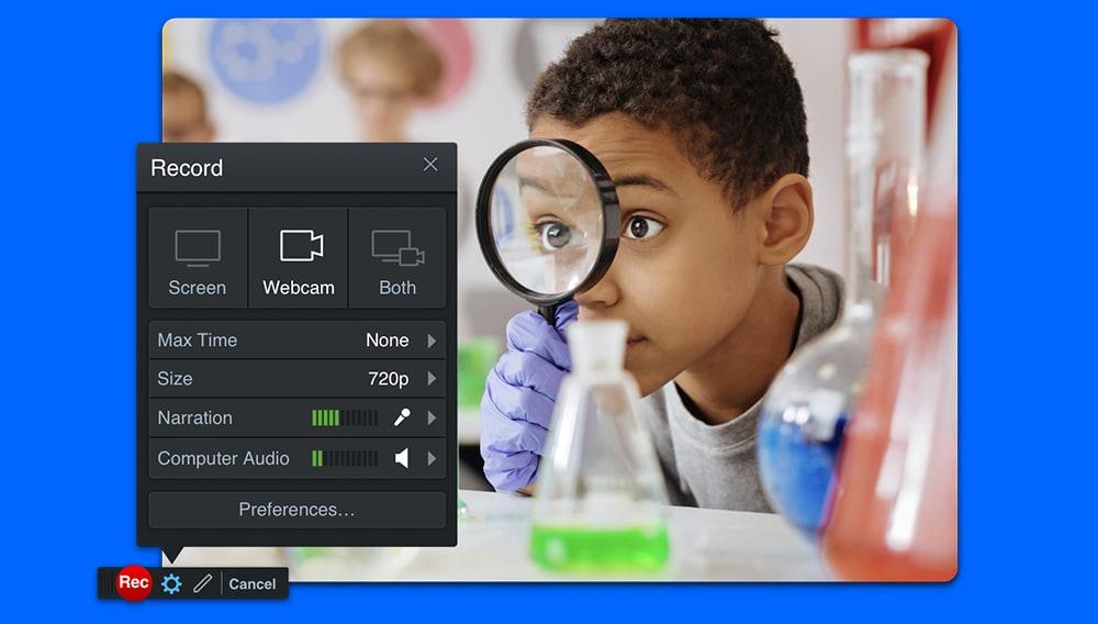 Easy Video Creation For Educators